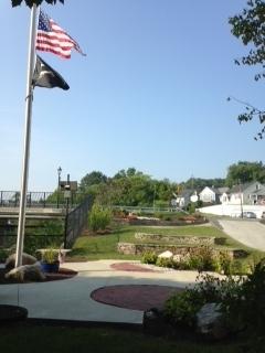 veterans park pic
