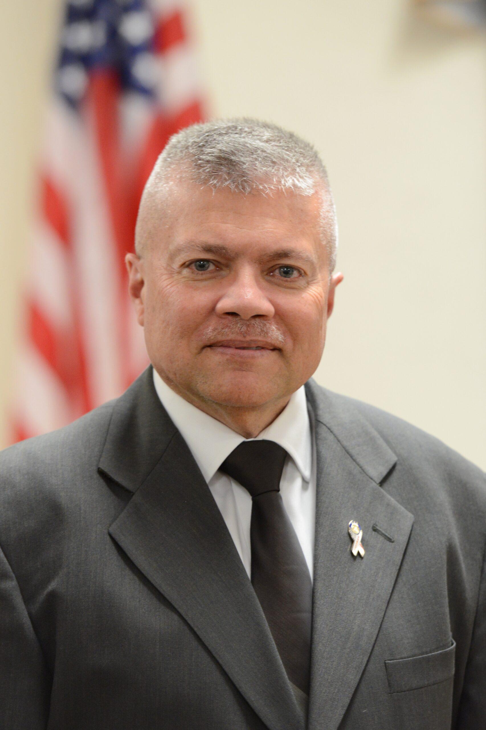 Mayor John Ramos